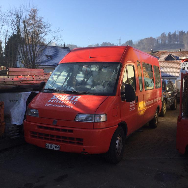 Fahrzeug - Schütz Motorgeräte